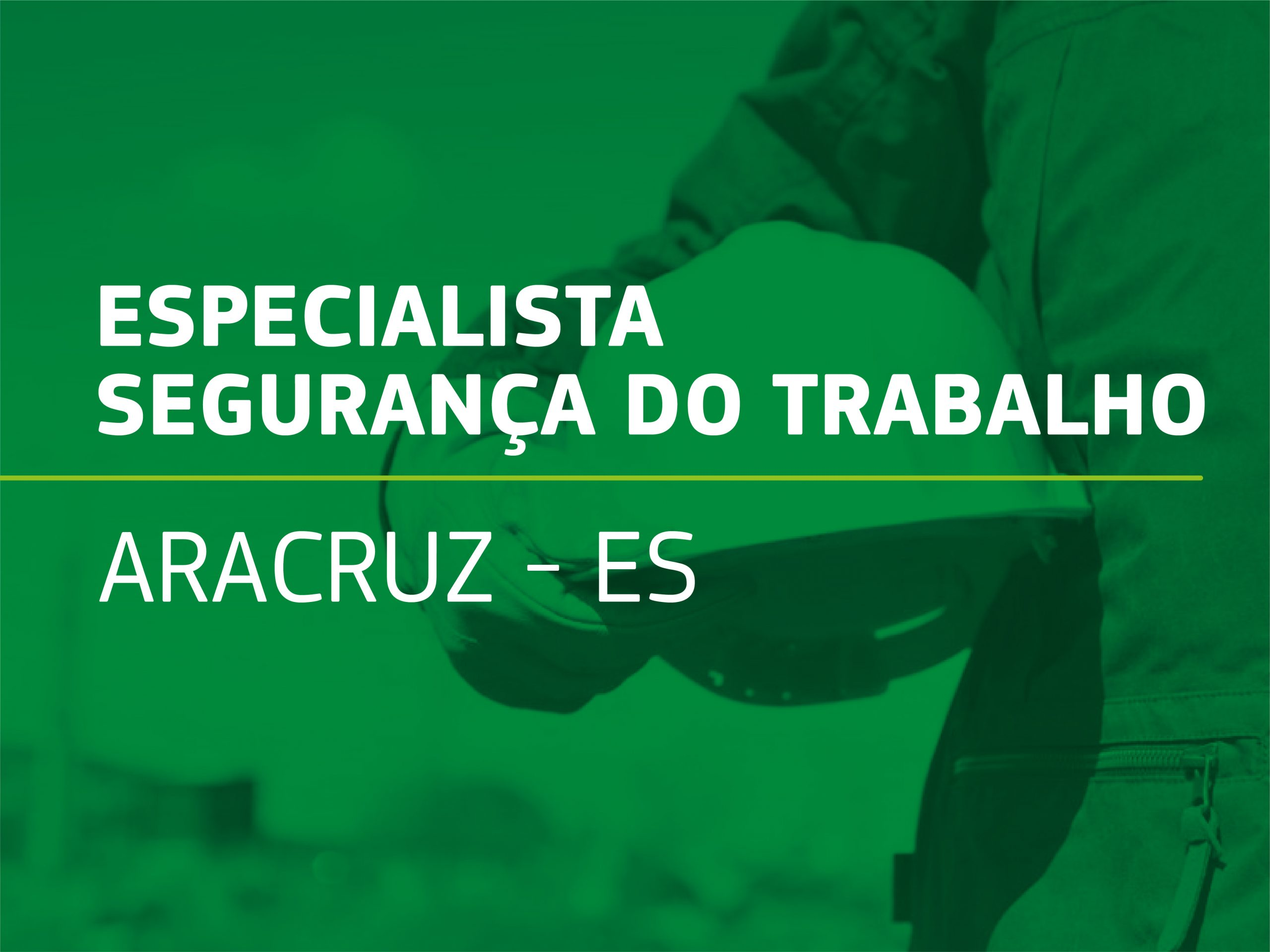 Specialist – Occupational Safety