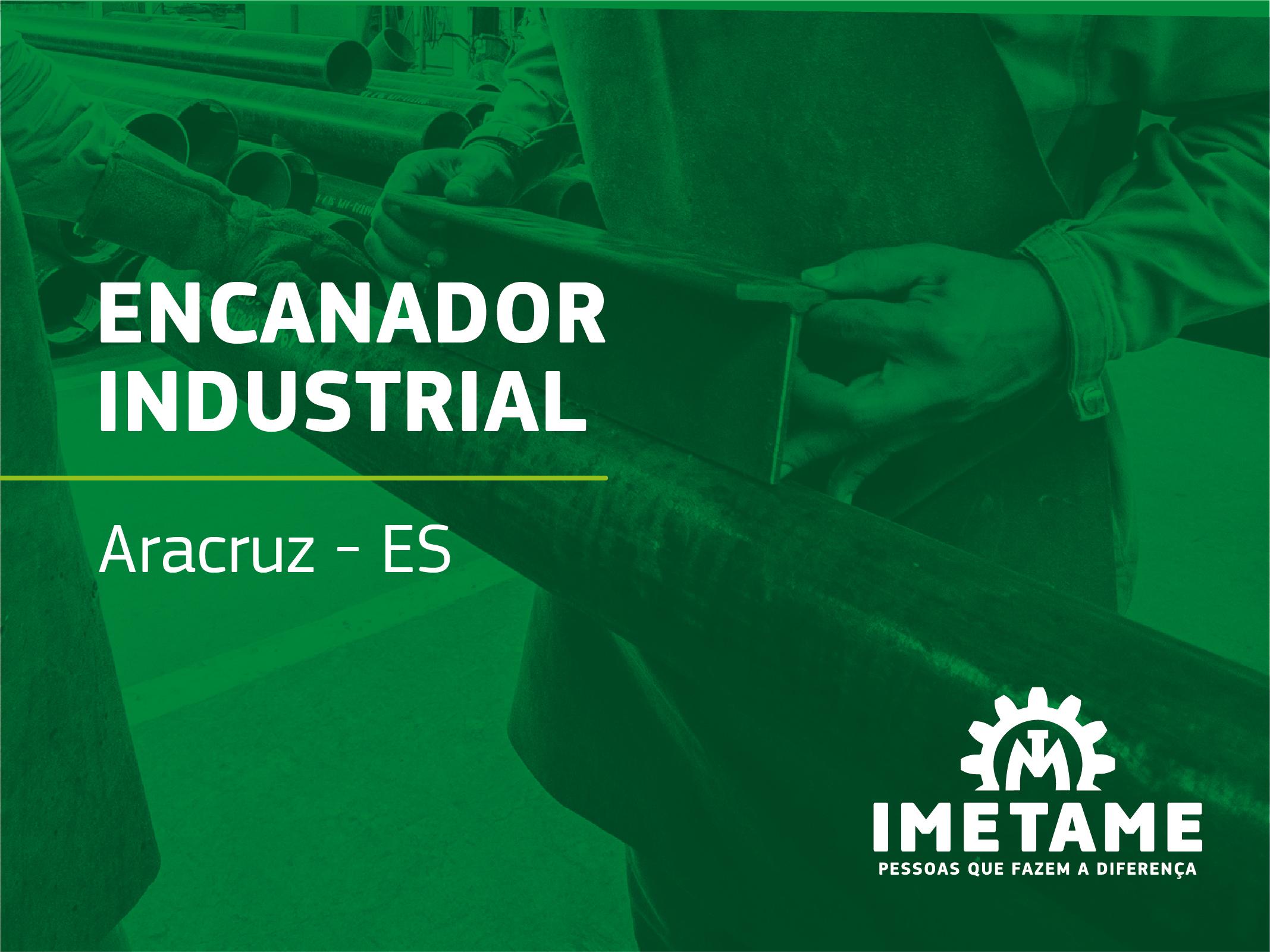 Encanador Industrial