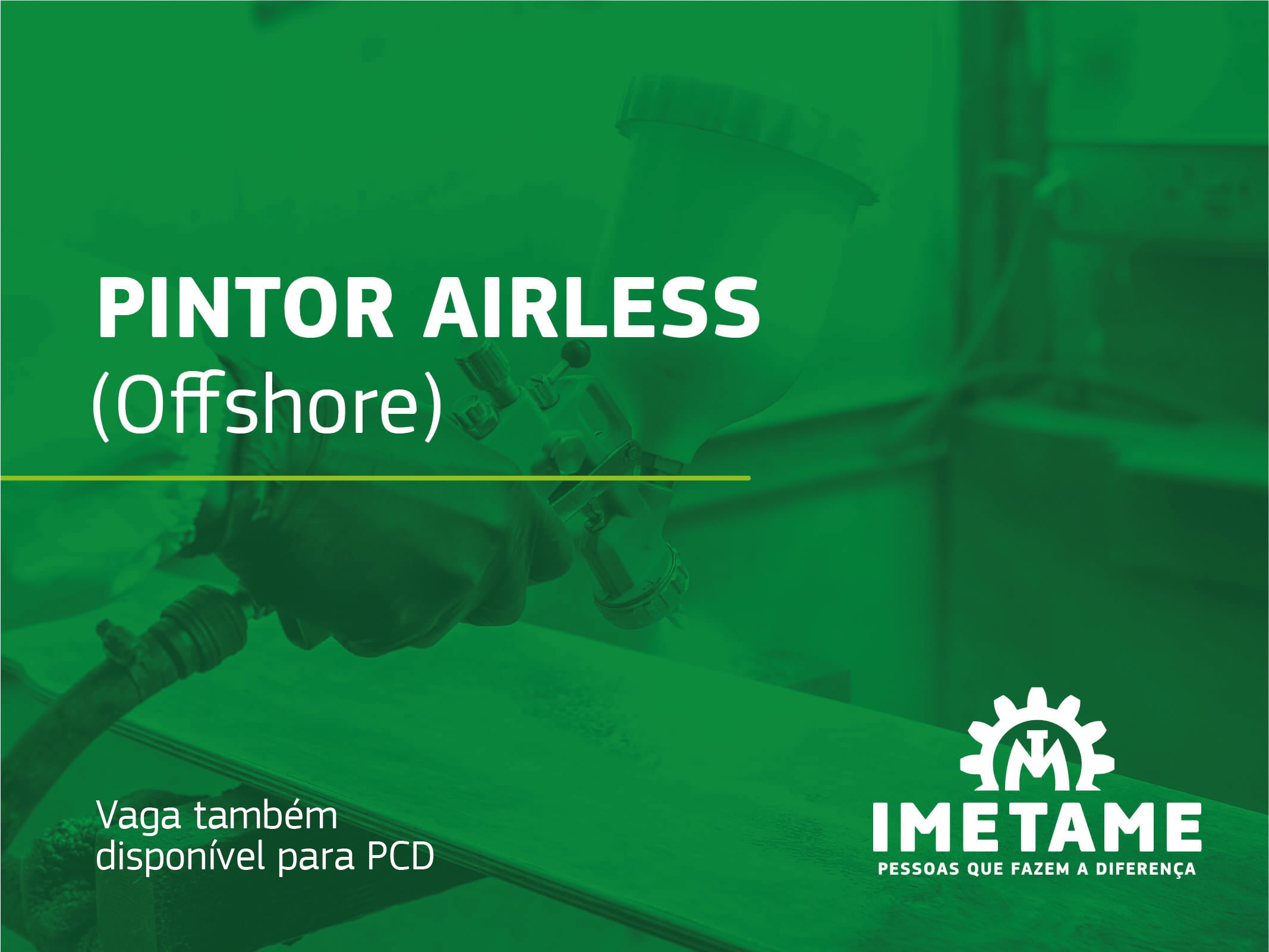 Pintor Airless – Offshore